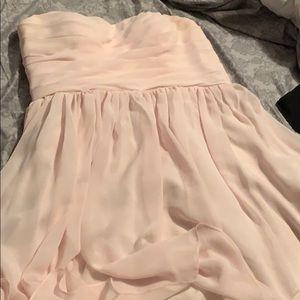 Dresses & Skirts - Blush pink tailored dress